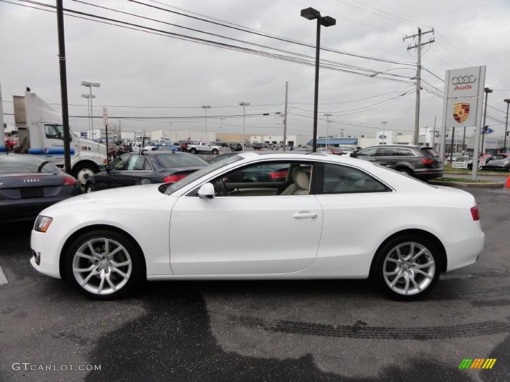 Audi ibis white autos post - White audi a5 coupe for sale ...