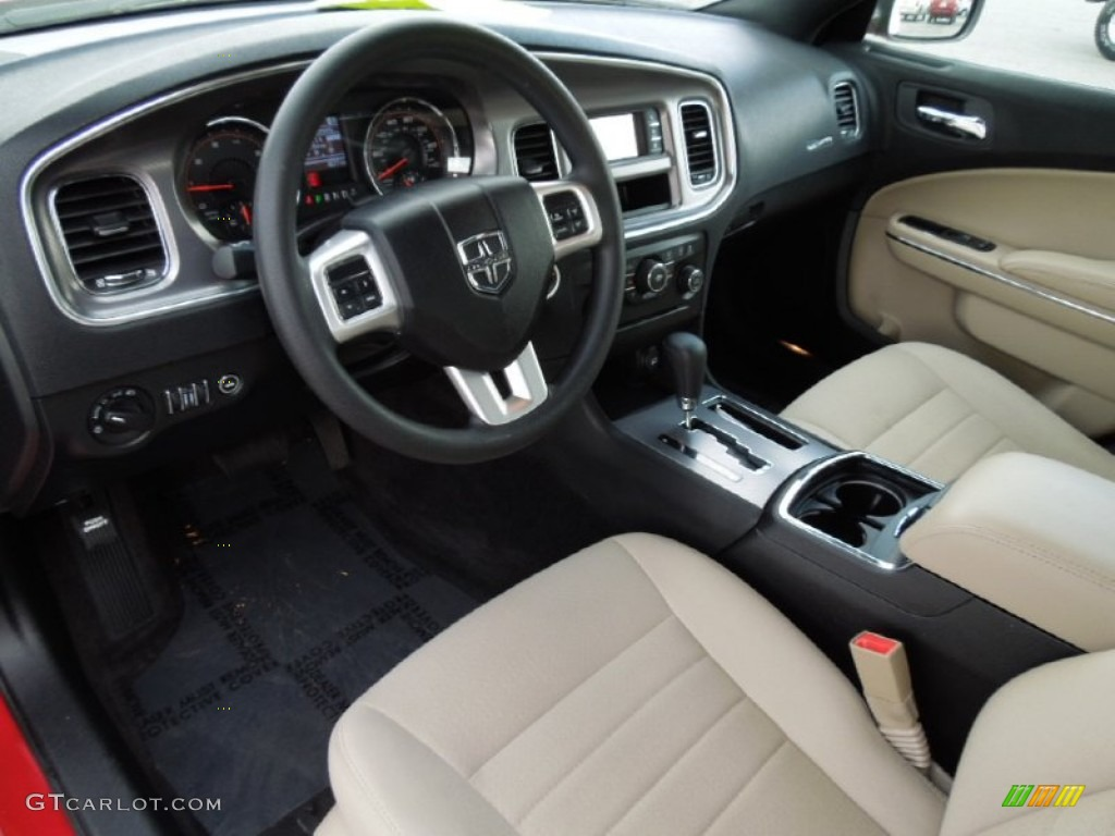 2011 Dodge Charger Se Interior Color Photos
