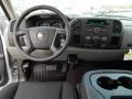 2012 Silver Ice Metallic Chevrolet Silverado 1500 LS Extended Cab  photo #16