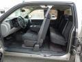 2012 Graystone Metallic Chevrolet Silverado 1500 LS Extended Cab 4x4  photo #15
