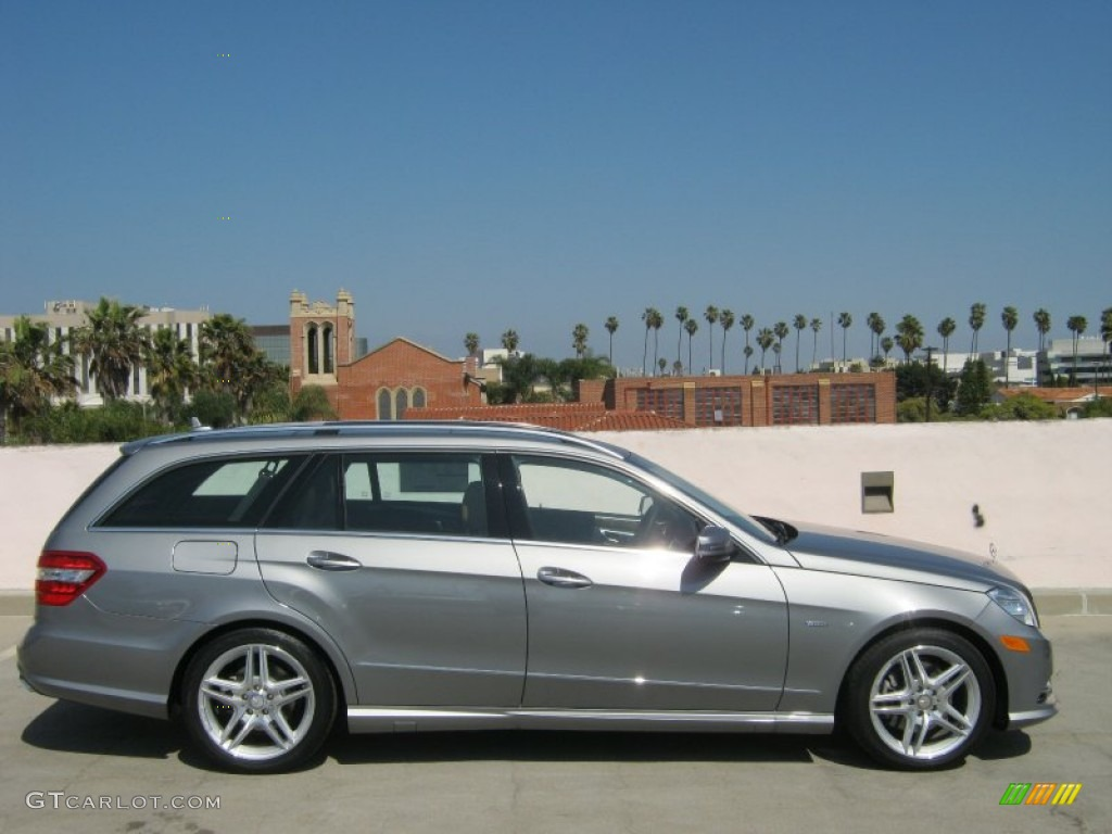 Palladium silver metallic 2012 mercedes benz e 350 4matic for 2012 mercedes benz e350 4matic