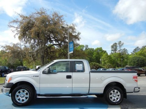 2010 Ford F150 XL SuperCab Data, Info and Specs