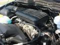 2006 Patriot Blue Pearl Dodge Ram 1500 SLT Quad Cab  photo #21
