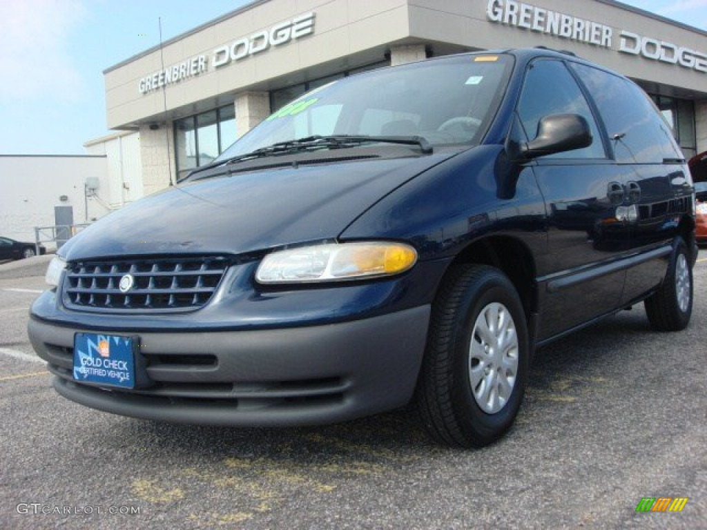 chrysler voyager 2000 - photo #36