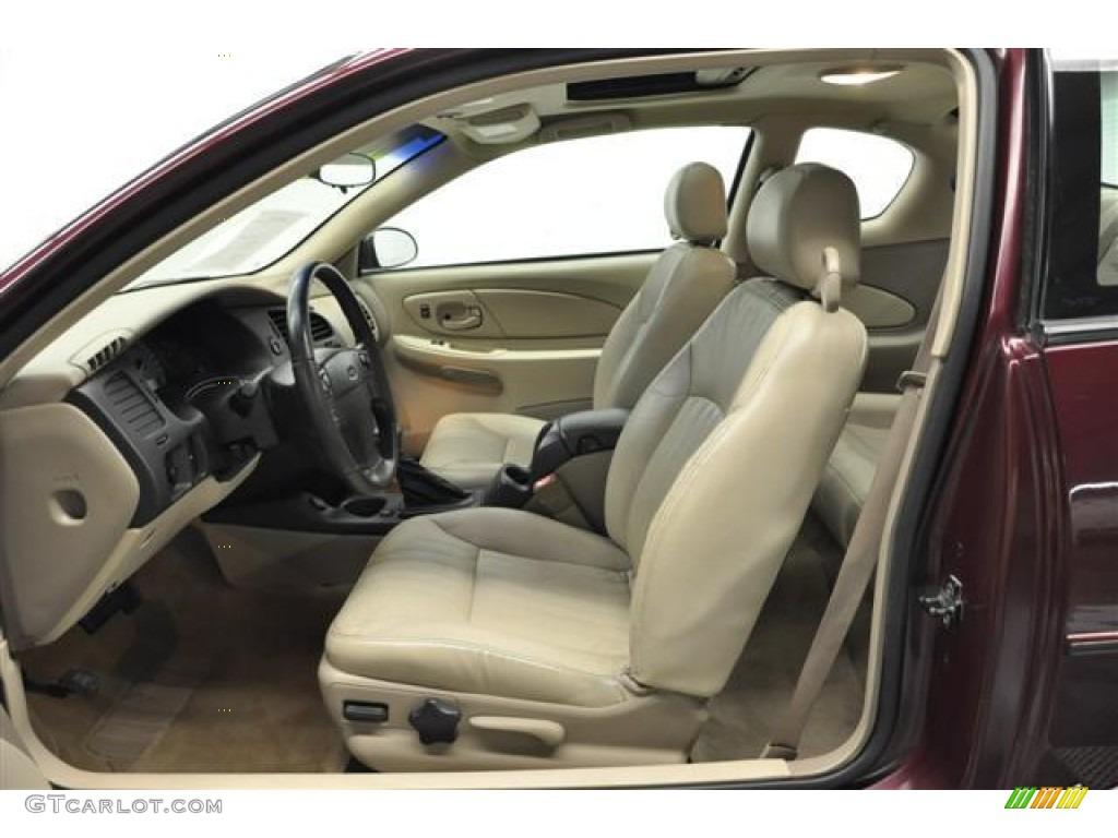 2003 Chevrolet Monte Carlo Ss Interior Photos