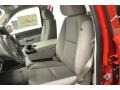 2012 Victory Red Chevrolet Silverado 1500 LT Crew Cab 4x4  photo #12