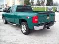 2012 Fleet Green Chevrolet Silverado 1500 LT Extended Cab 4x4  photo #2