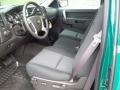 2012 Fleet Green Chevrolet Silverado 1500 LT Extended Cab 4x4  photo #17