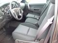 2012 Mocha Steel Metallic Chevrolet Silverado 1500 LT Extended Cab 4x4  photo #17