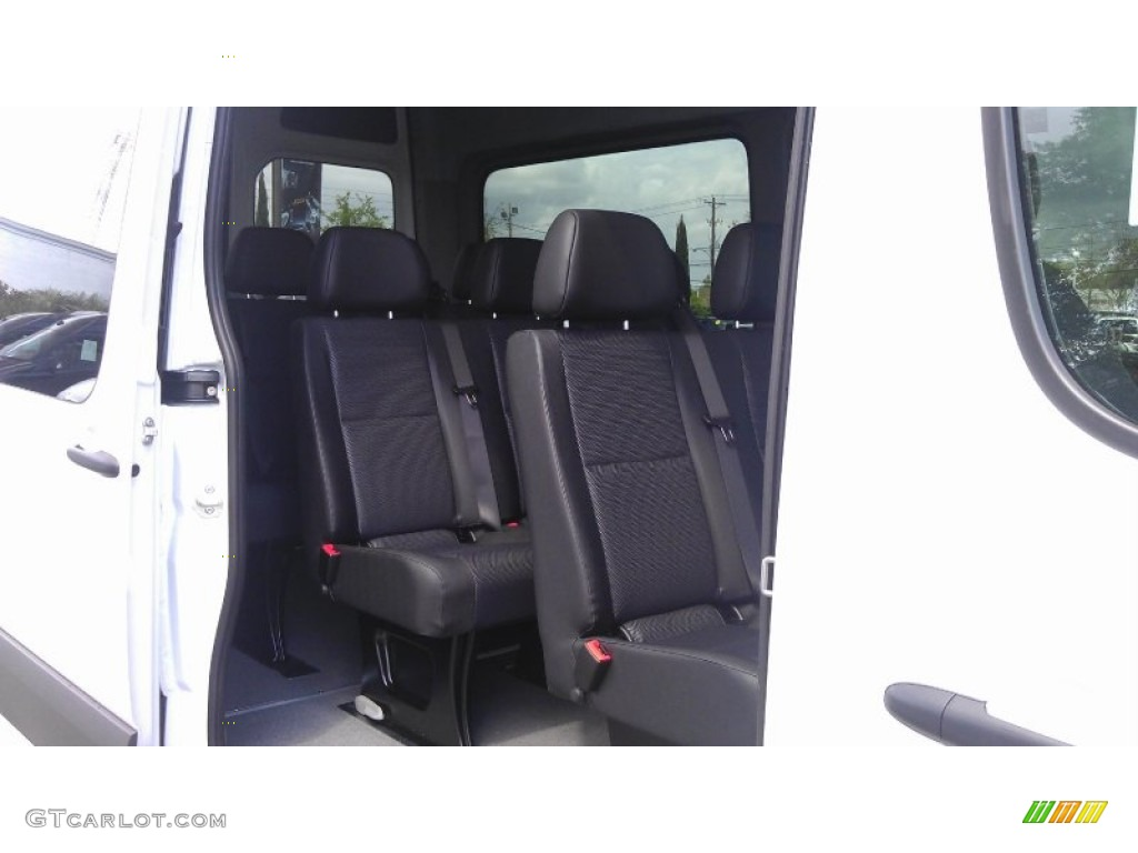2012 Mercedes Benz Sprinter 2500 High Roof Passenger Van Interior Photo 62699336