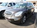 2009 Cocoa Metallic Buick Enclave CXL AWD  photo #3