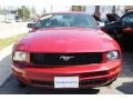2007 Redfire Metallic Ford Mustang V6 Premium Coupe  photo #5