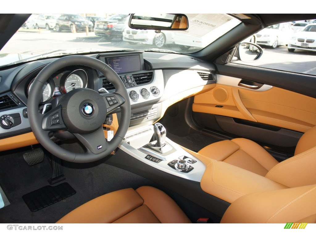 2012 Black Sapphire Metallic Bmw Z4 Sdrive35is 62663310