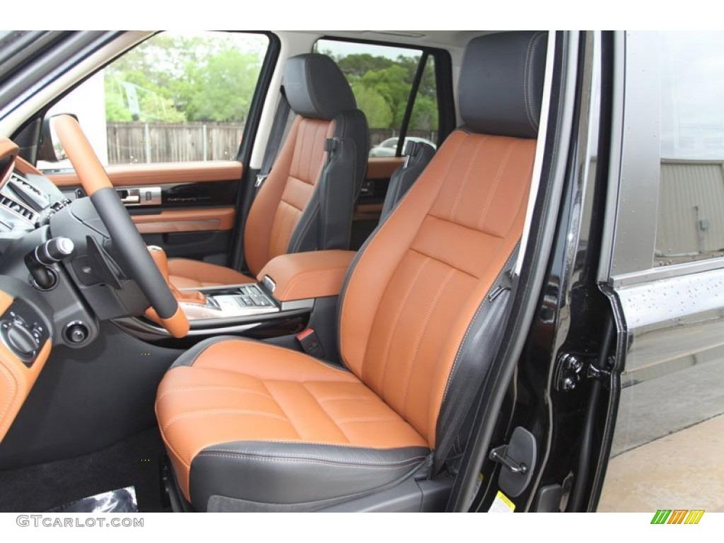 Autobiography Ebony/Tan Interior 2012 Land Rover Range ...