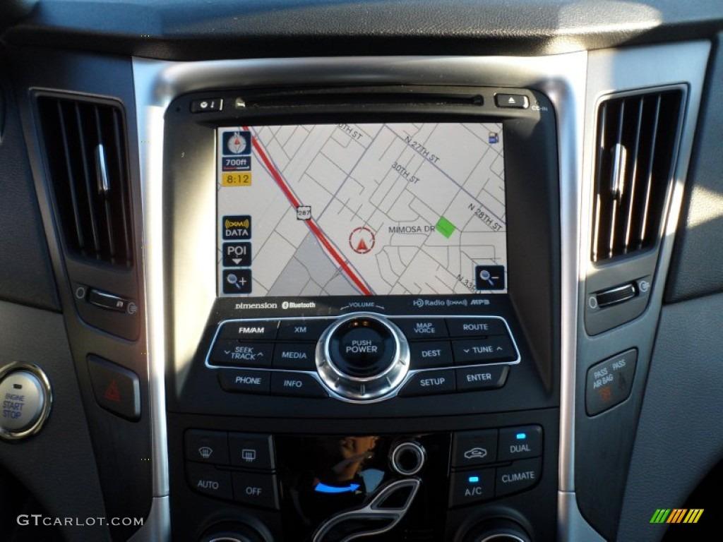 2012 Hyundai Sonata Se 2 0t Navigation Photos Gtcarlot Com