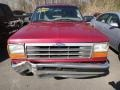 1994 Electric Red Metallic Ford Explorer XLT 4x4  photo #5