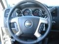 2012 Mocha Steel Metallic Chevrolet Silverado 1500 LT Extended Cab 4x4  photo #18