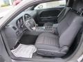 Dark Slate Gray Interior Photo for 2012 Dodge Challenger #62723961