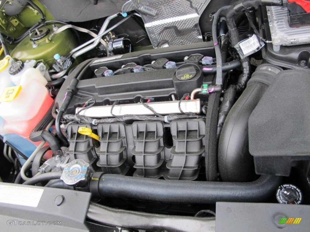 2012 Jeep Compass Sport Engine Photos