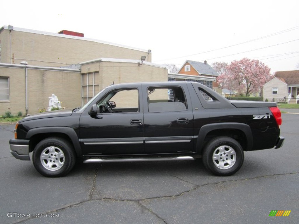 2005 Black Chevrolet Avalanche Z71 4x4 62715079 Gtcarlot