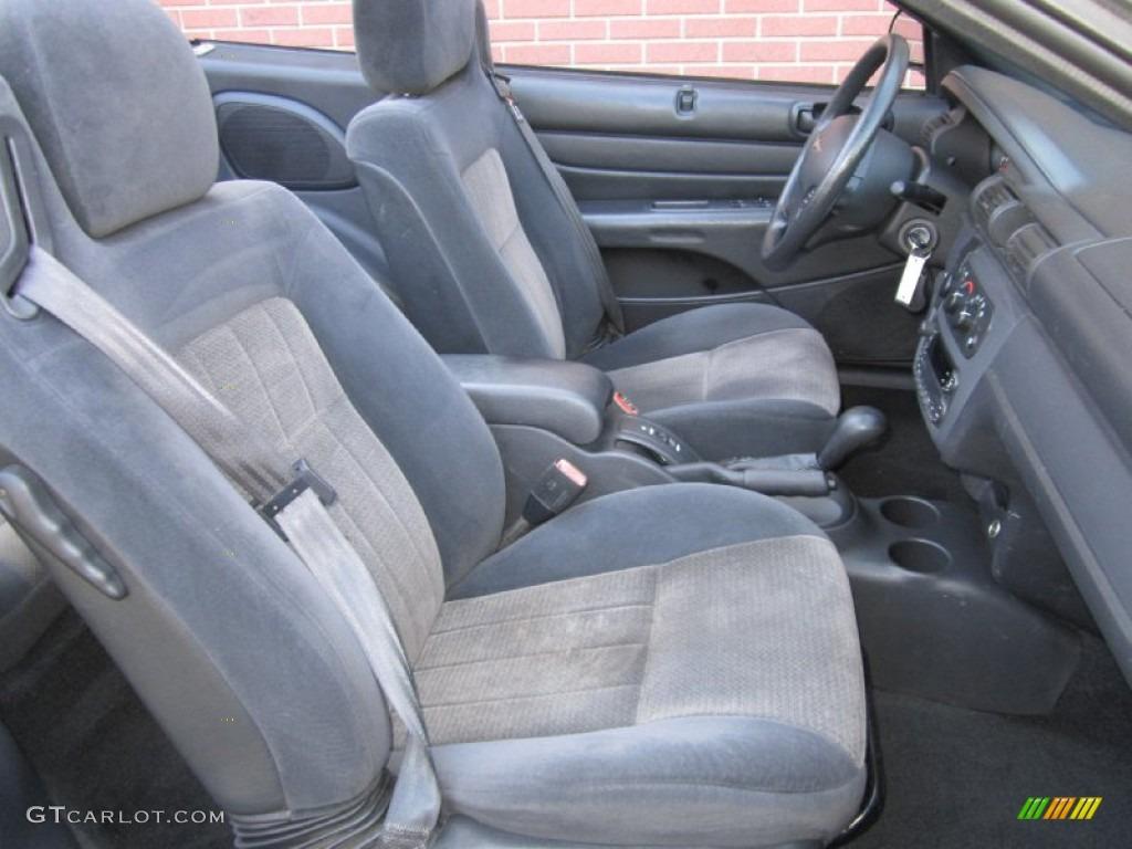2006 Chrysler Sebring Convertible Interior Photo 62727235