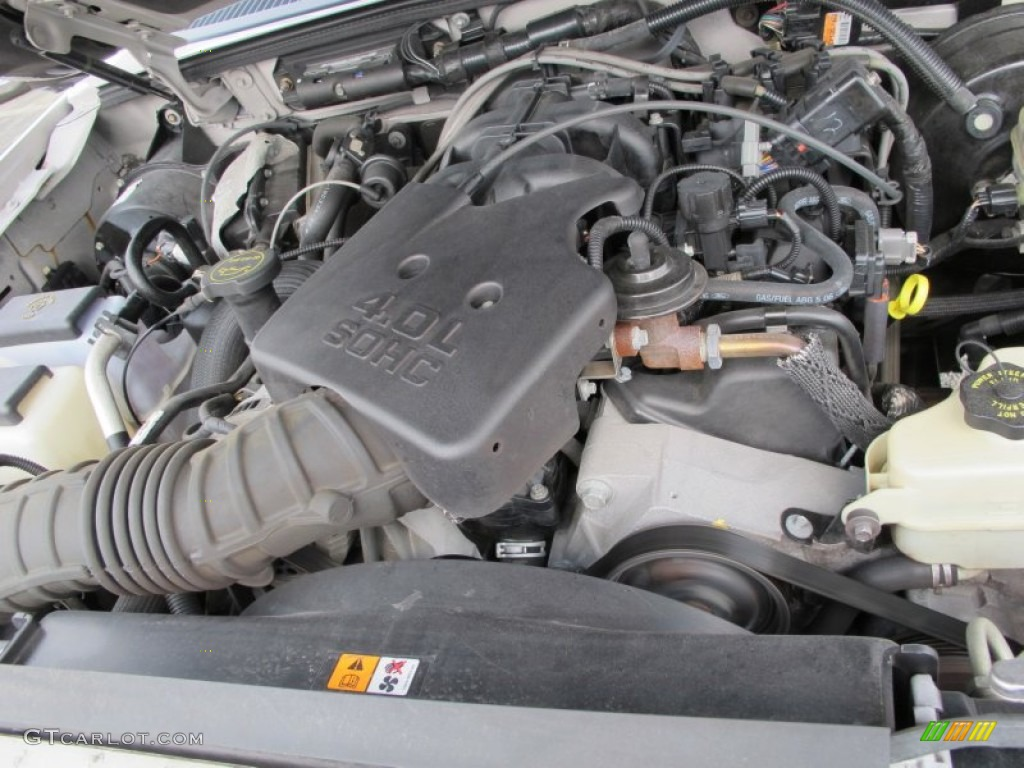 2005 ford explorer sport trac xlt engine photos