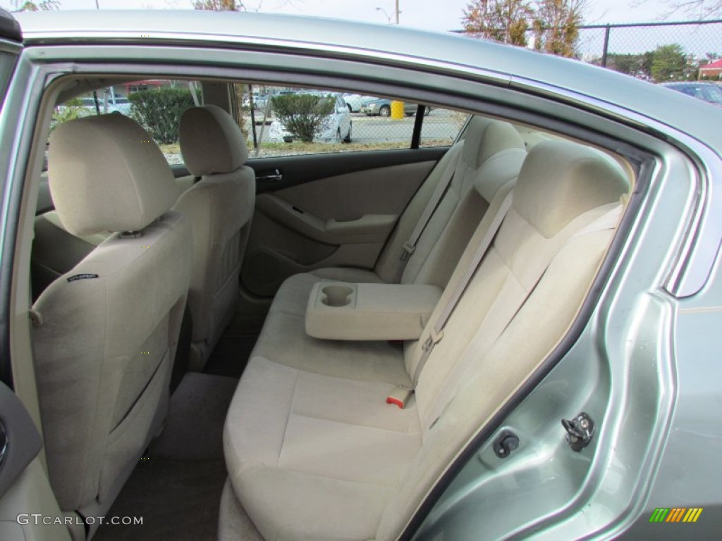 2007 Nissan Altima 2.5 S Interior Photo #62732887