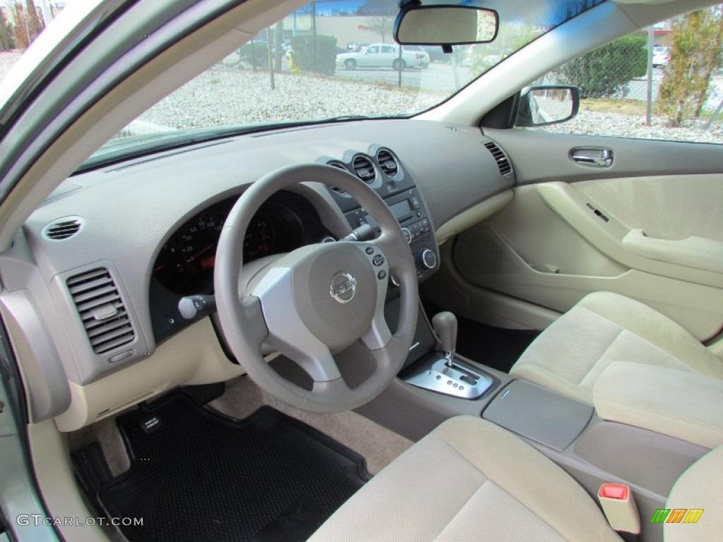 2007 Nissan Altima 2 5 S Interior Photo 62732905