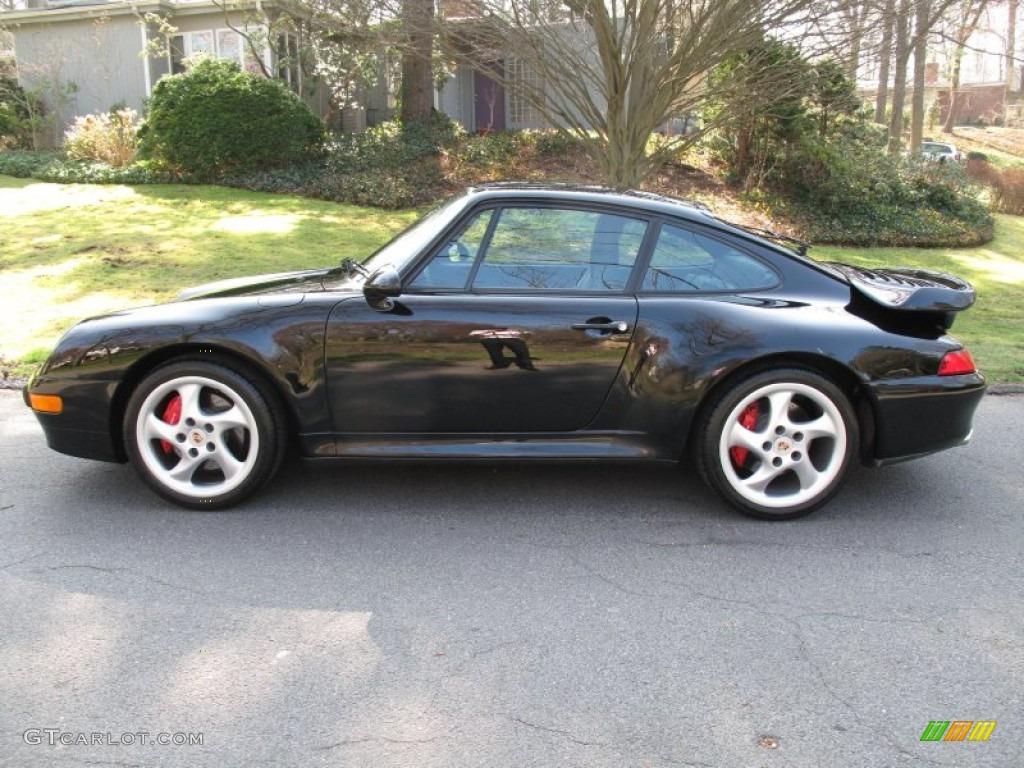 Black 1996 Porsche 911 Turbo Exterior Photo 62733940 Gtcarlot Com