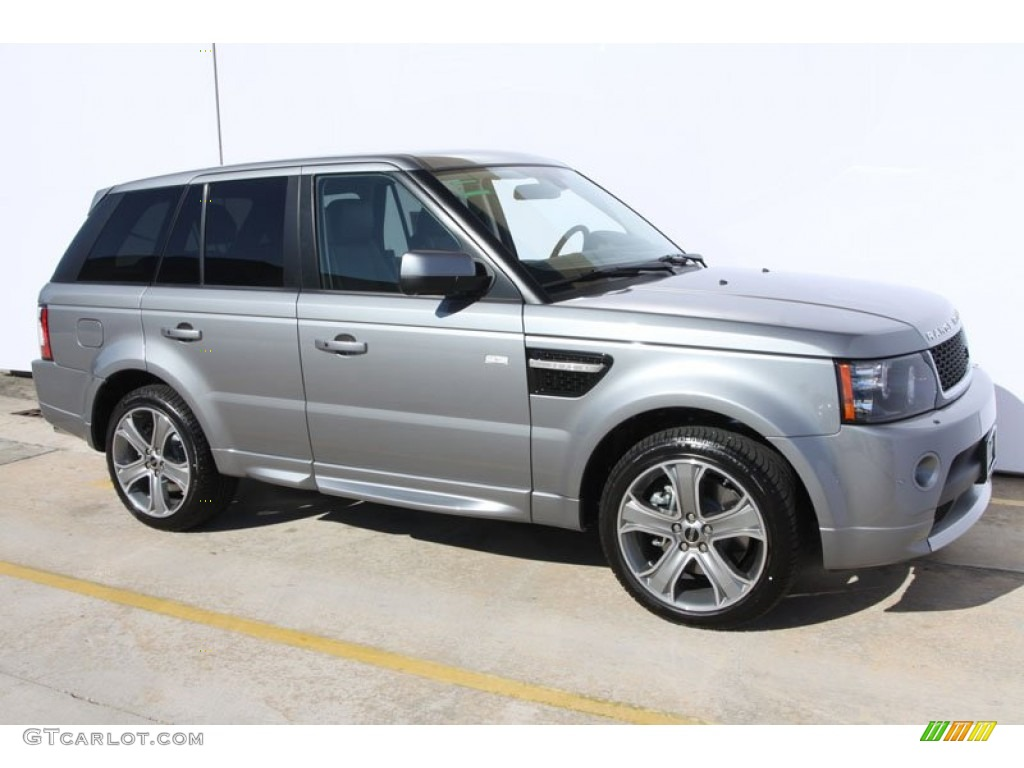 orkney grey metallic 2012 land rover range rover sport hse lux exterior photo 62752639. Black Bedroom Furniture Sets. Home Design Ideas