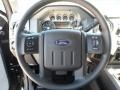 Steel Steering Wheel Photo for 2012 Ford F250 Super Duty #62754373