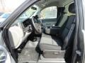 2012 Graystone Metallic Chevrolet Silverado 1500 Work Truck Regular Cab  photo #5