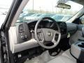 2012 Graystone Metallic Chevrolet Silverado 1500 Work Truck Regular Cab  photo #7