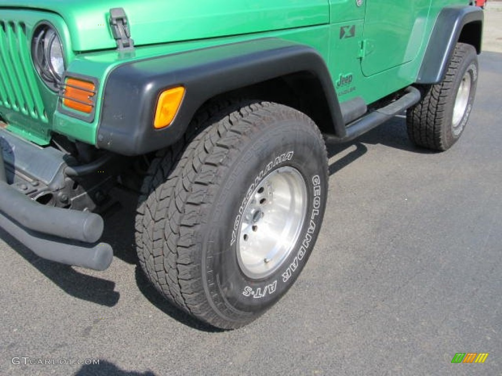 2005 jeep wrangler x 4x4 custom wheels photo 62767007. Black Bedroom Furniture Sets. Home Design Ideas