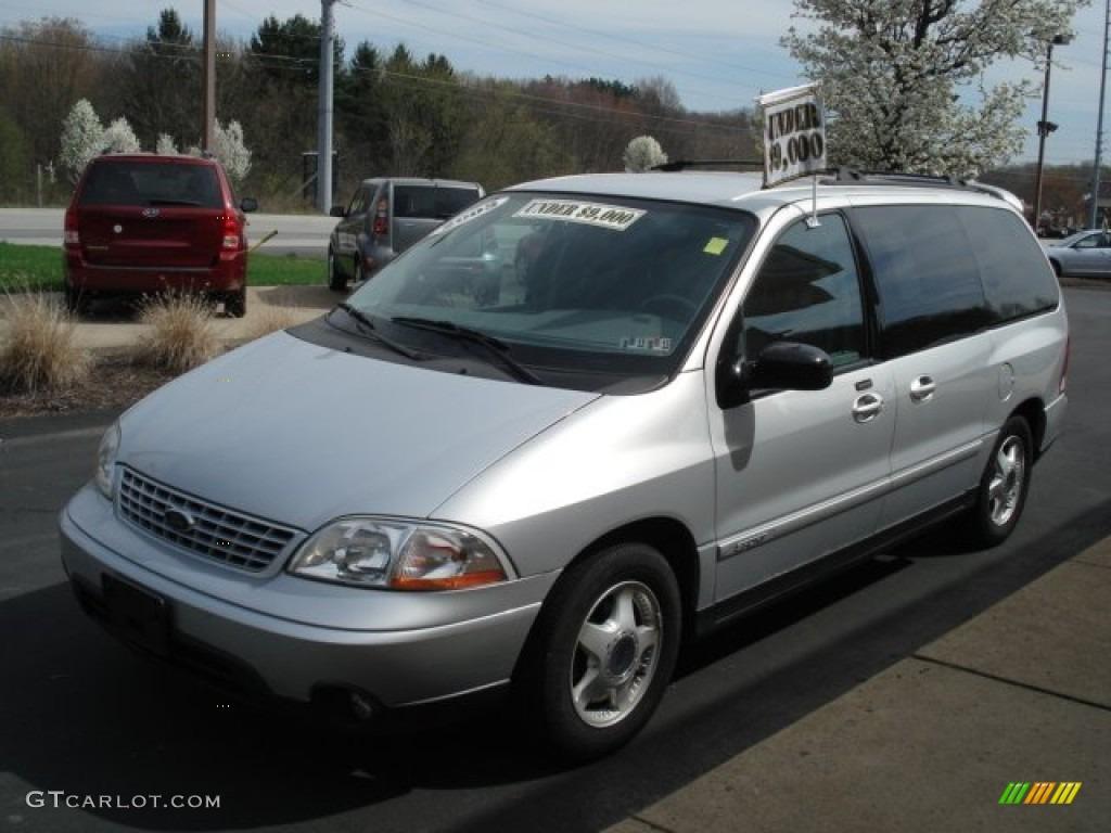2003 silver frost metallic ford windstar sport 62757401 photo 4 car color. Black Bedroom Furniture Sets. Home Design Ideas