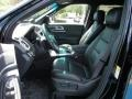 2012 Ford Explorer Charcoal Black Interior Interior Photo