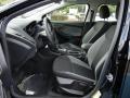 2012 Tuxedo Black Metallic Ford Focus SE Sedan  photo #5