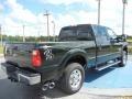 Green Gem Metallic 2012 Ford F250 Super Duty Gallery