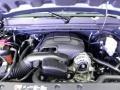 2012 Blue Granite Metallic Chevrolet Silverado 1500 LT Extended Cab  photo #4