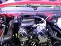 2012 Victory Red Chevrolet Silverado 1500 Work Truck Extended Cab  photo #4