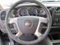 2012 Black Granite Metallic Chevrolet Silverado 1500 LT Crew Cab 4x4  photo #9