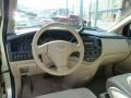 Dashboard of 2004 MPV LX
