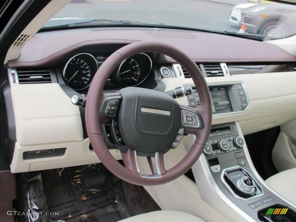 2012 Santorini Black Metallic Land Rover Range Rover Evoque Prestige 62757344 Photo 7