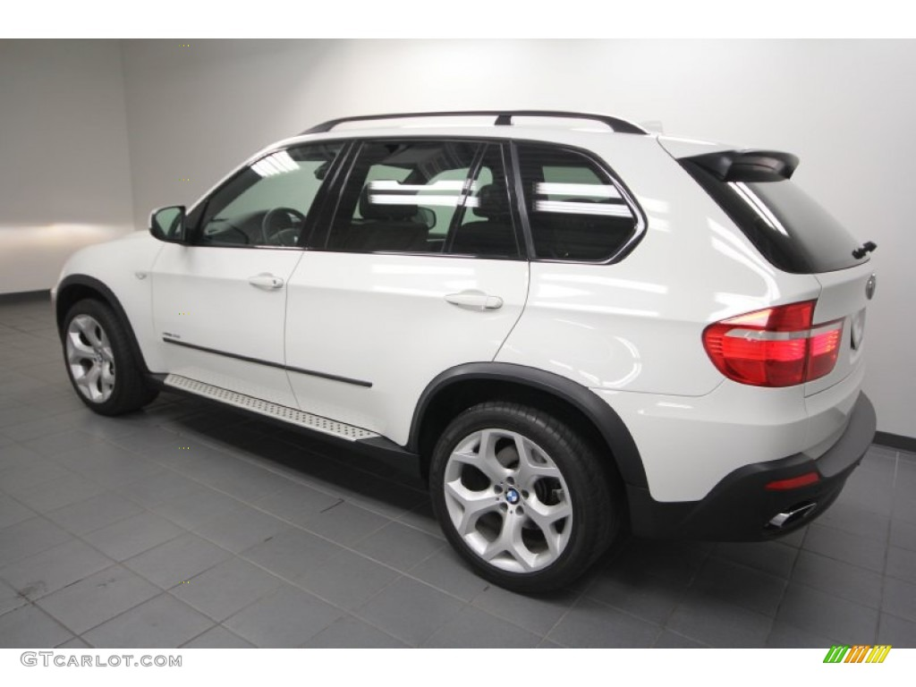 alpine white 2009 bmw x5 xdrive48i exterior photo 62784006. Black Bedroom Furniture Sets. Home Design Ideas