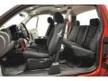 2012 Victory Red Chevrolet Silverado 1500 LS Extended Cab 4x4  photo #9