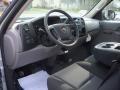 2012 Silver Ice Metallic Chevrolet Silverado 1500 Work Truck Regular Cab 4x4  photo #21
