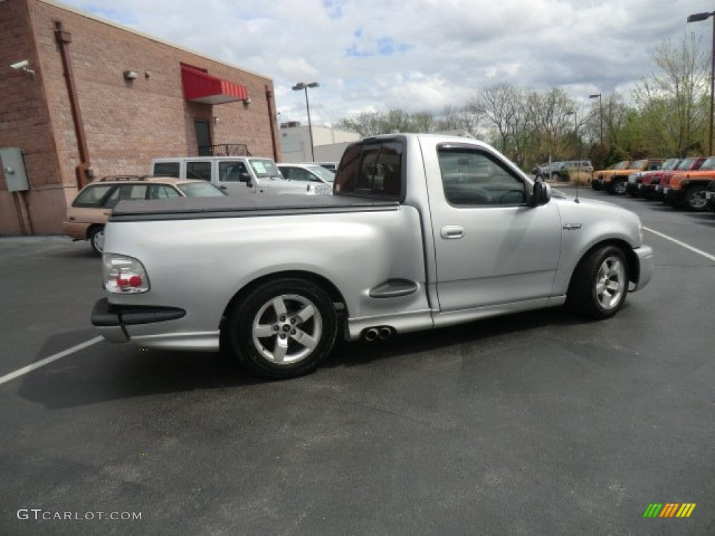 1996 Ford Lightning Specs >> Silver Metallic 2001 Ford F150 SVT Lightning Exterior Photo #62788533 | GTCarLot.com