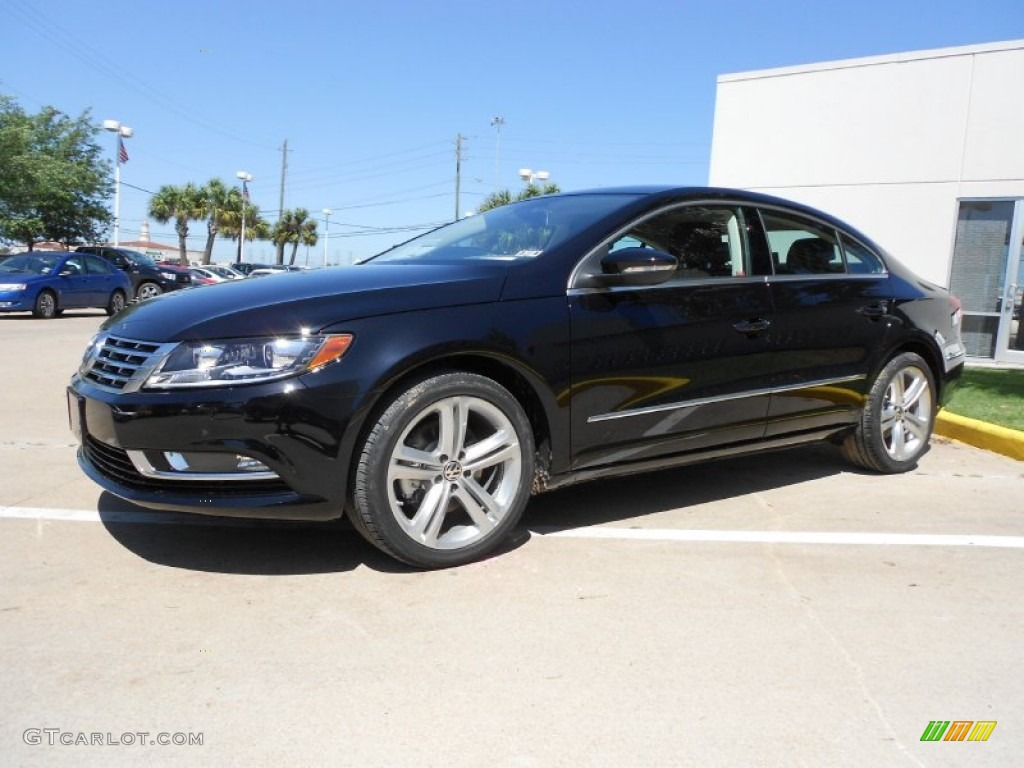 deep black metallic 2013 volkswagen cc sport plus exterior photo 62790542. Black Bedroom Furniture Sets. Home Design Ideas