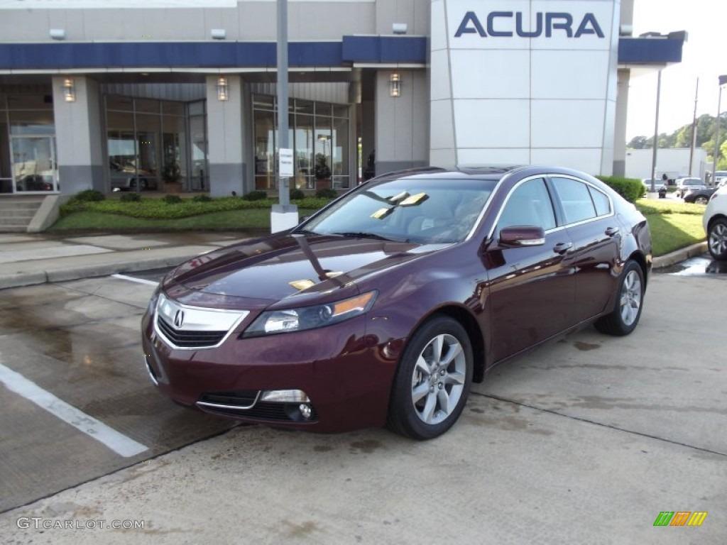 Acura tl key slot