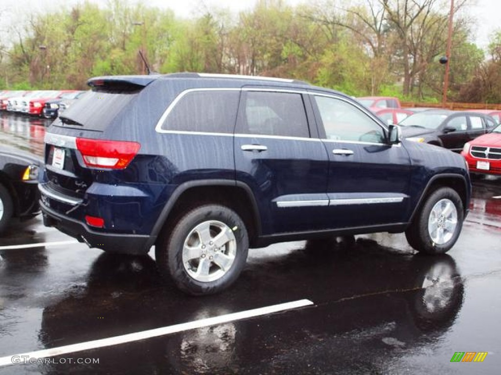 2012 True Blue Pearl Jeep Grand Cherokee Limited 4x4 ...